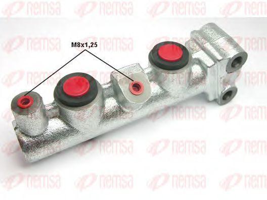 Главный тормозной цилиндр REMSA C102054