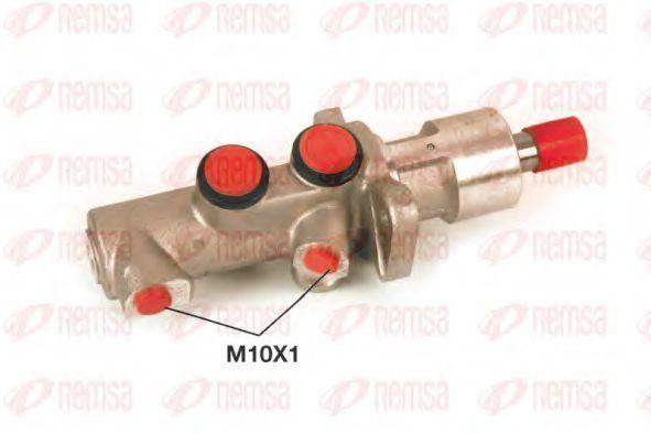 Главный тормозной цилиндр REMSA C102532