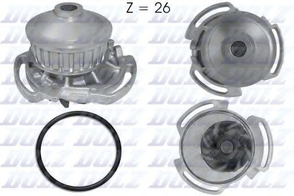 Насос водяной DOLZ A-159