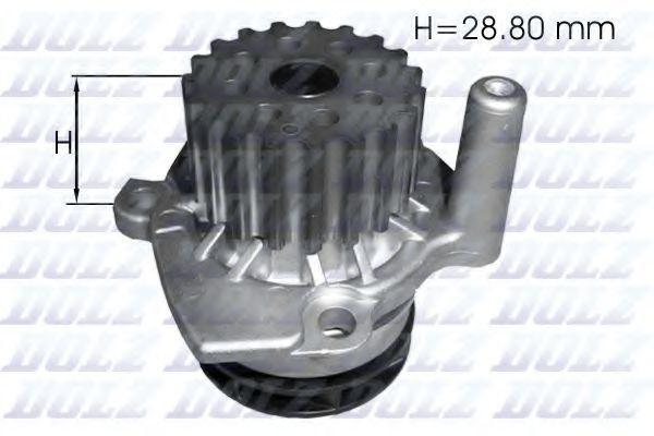 Насос водяной DOLZ A-222