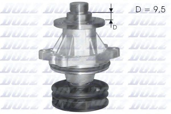 Насос водяной DOLZ B214