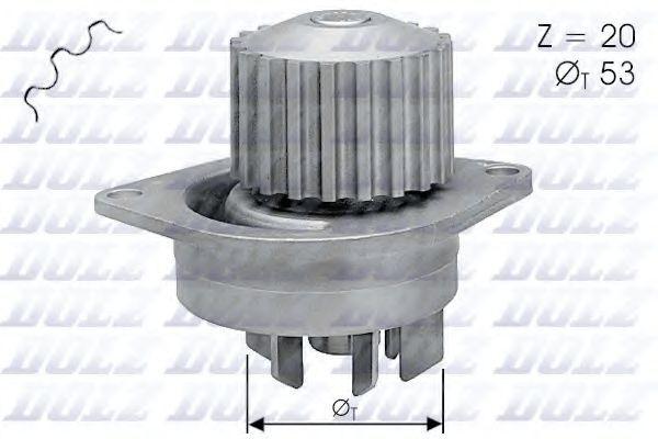 Насос водяной DOLZ C111