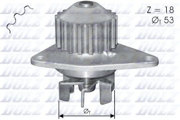 Насос водяной DOLZ C114