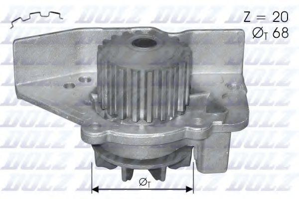 Насос водяной DOLZ C118