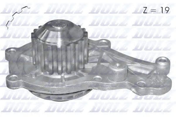 Насос водяной DOLZ C129