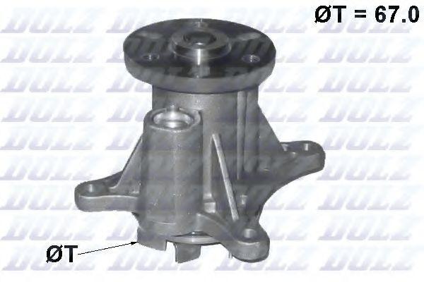 Насос водяной DOLZ C-140