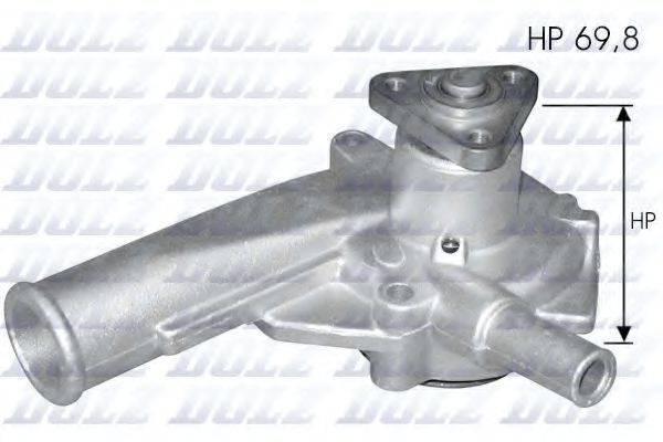 Насос водяной DOLZ F137