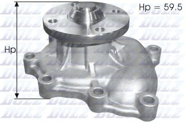 Насос водяной DOLZ K-105