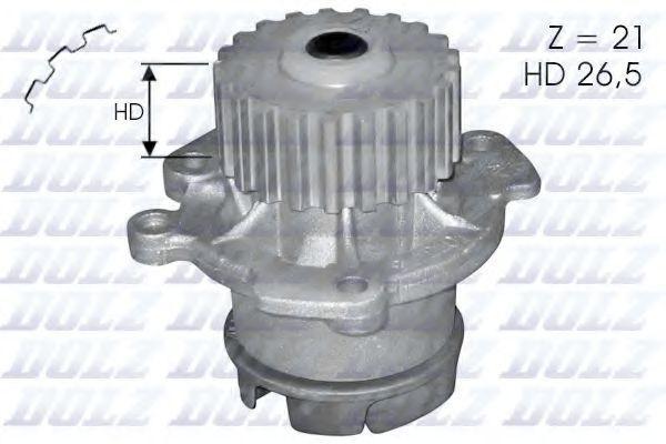 Насос водяной DOLZ L123