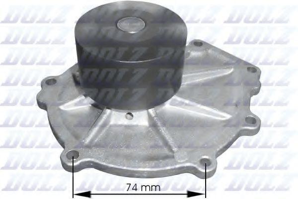 Насос водяной DOLZ M306