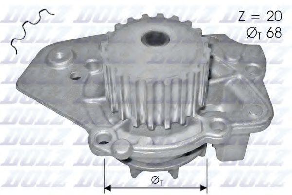 Насос водяной DOLZ N206