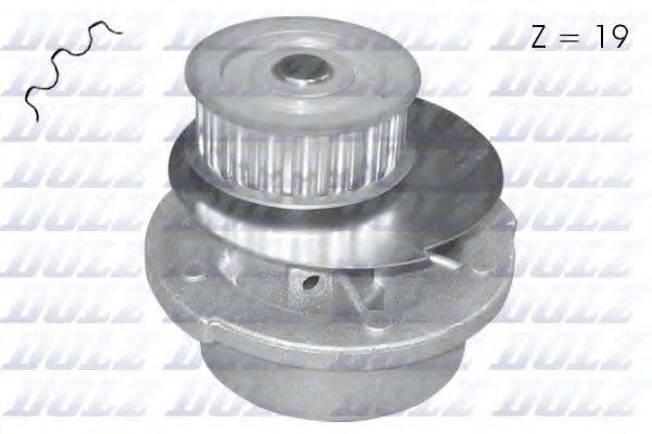 Насос водяной DOLZ O116