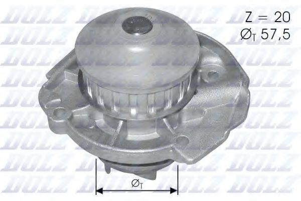 Насос водяной DOLZ S161