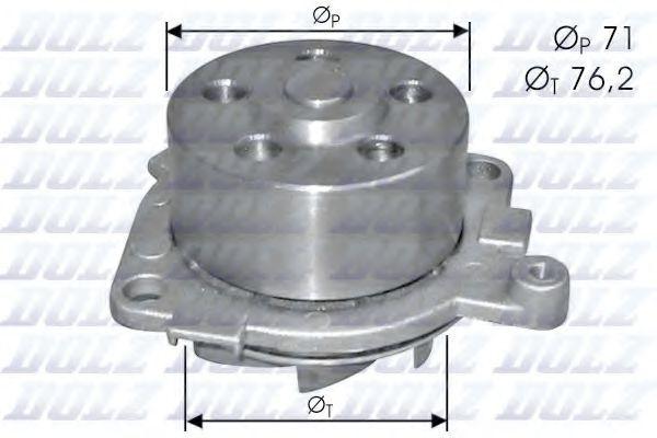 Насос водяной DOLZ S210