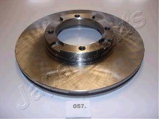 Диск тормозной JAPANPARTS DI-057