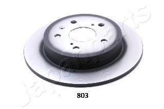 Диск тормозной JAPANPARTS DP803