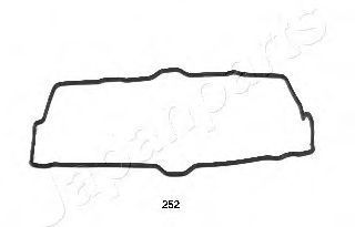 Прокладка, крышка головки цилиндра JAPANPARTS GP252