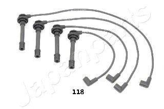 Провода высоковольтные комплект JAPANPARTS IC118