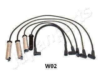 Комплект проводов зажигания JAPANPARTS ICW02