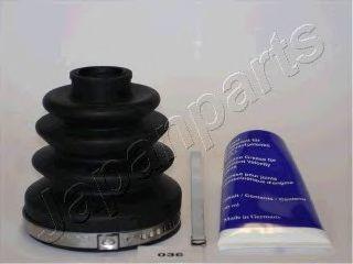 Пыльник ШРУС JAPANPARTS KB036