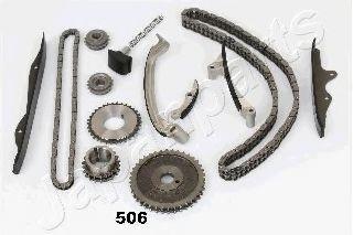 Комплект цели привода распредвала JAPANPARTS KDK506