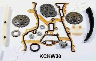 Комплект цели привода распредвала JAPANPARTS KDKW00