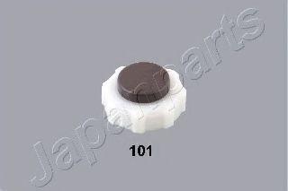 Крышка, радиатор JAPANPARTS KH101