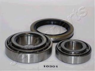 Подшипник ступицы колеса комплект JAPANPARTS KK-10301