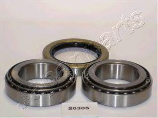 Подшипник ступицы колеса комплект JAPANPARTS KK-20305