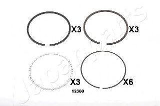 Поршневое кольцо JAPANPARTS RC12300