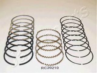 Поршневое кольцо JAPANPARTS RC20210