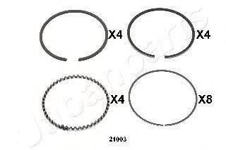 Поршневое кольцо JAPANPARTS RC21003