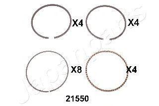 Поршневое кольцо JAPANPARTS RC21550