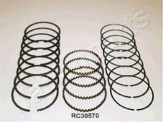 Поршневое кольцо JAPANPARTS RC30570