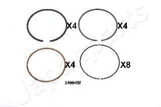 Поршневое кольцо JAPANPARTS RC34004M