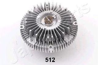 Сцепление, вентилятор радиатора JAPANPARTS VC512