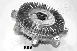 Сцепление, вентилятор радиатора JAPANPARTS VCK03