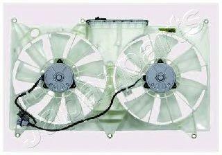 Вентилятор, охлаждение двигателя JAPANPARTS VNT152501