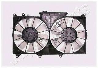 Вентилятор, охлаждение двигателя JAPANPARTS VNT152504