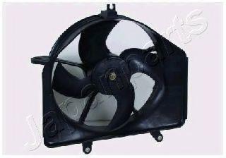 Вентилятор, охлаждение двигателя JAPANPARTS VNT190704