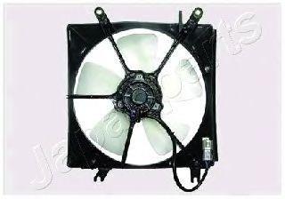 Вентилятор, охлаждение двигателя JAPANPARTS VNT191009