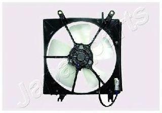 Вентилятор, охлаждение двигателя JAPANPARTS VNT192004