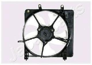 Вентилятор, охлаждение двигателя JAPANPARTS VNT192008