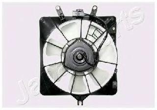 Вентилятор, охлаждение двигателя JAPANPARTS VNT192009