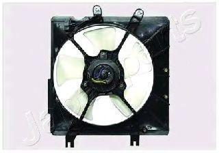 Вентилятор, охлаждение двигателя JAPANPARTS VNT271002