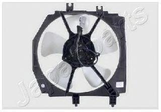 Вентилятор, охлаждение двигателя JAPANPARTS VNT272005