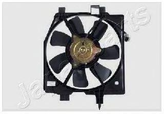 Вентилятор, охлаждение двигателя JAPANPARTS VNT272006
