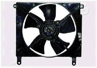 Вентилятор, охлаждение двигателя JAPANPARTS VNT311003