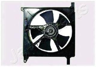 Вентилятор, охлаждение двигателя JAPANPARTS VNT311006