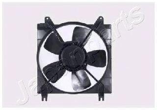 Вентилятор, охлаждение двигателя JAPANPARTS VNT312001